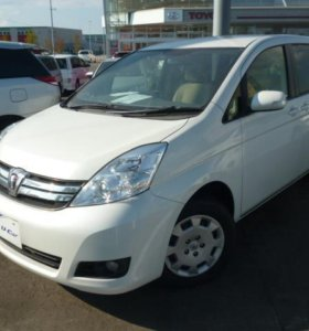 TOYOTA ISIS G 2012 4WD