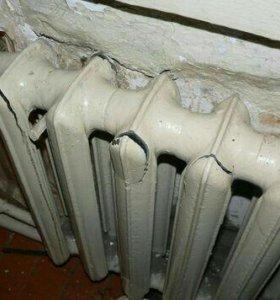 Батарея отопления (утилизация)