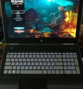 Игровой ноутбук HP Pavilion 15