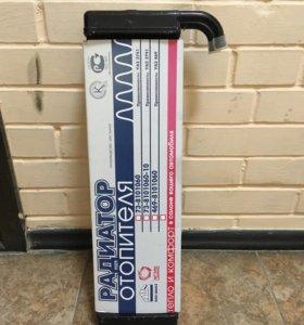 Радиатор отопителя УАЗ 469 медный 3х рядный