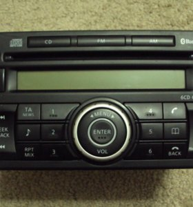 штатный CD - чейнджер на 6 дисков Nissan X-Trail