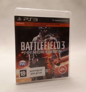 Игры для Sony PS3 Battlefield 3