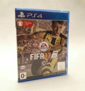 Игры для Sony PS4 Fifa 17