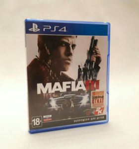 Игры для Sony PS4 Mafia 3
