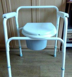 Кресло-туалет для инвалидов и пожилых