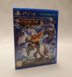 Игры для Sony PS4 Ratcher and Clank