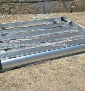 Аллюминевый багажник на крышу