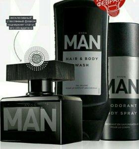 Набор Avon MAN