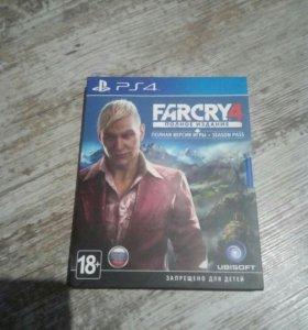 Farcry 4 на PS4