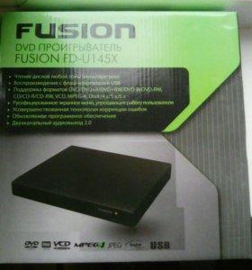DVD проигрыватель Fusion Fd-u145x