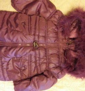 """Куртка ф.""""майрал""""осень-зима"""