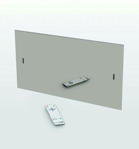 Телевизор 19 дюймов. Зеркальный. Влагостойкий