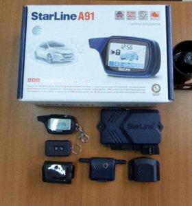 Сигнализация STARLINE A91 остатки товара