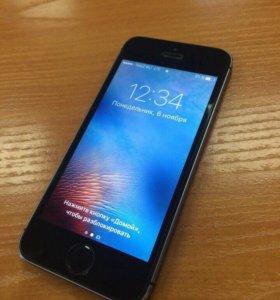 iPhone 5s и чехол аккумулятор