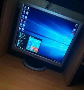 Компьютер + монитор