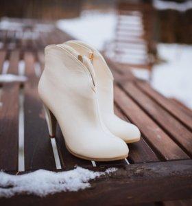ботильоны свадебные