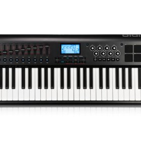 MIDI клавиатура M-Audio Axiom 61 MKII