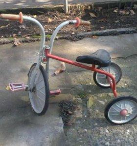 велосипед трех колесный от 1 года до 3 лет