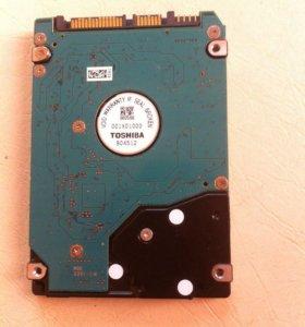 Жесткий диск от ноутбука