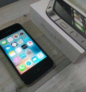 Apple iPhone 4s black 8 gb