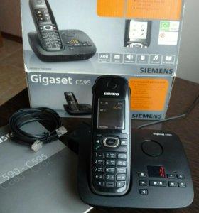 Радиотелефон SIMENS Gigaset C595