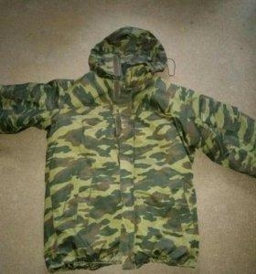 Военный зимний костюм. ( Куртка+ штаны).  Новый