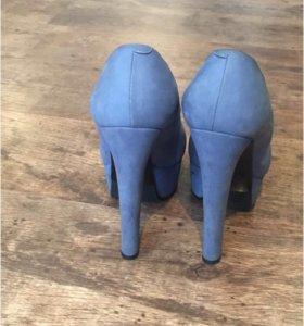 Синие туфли Nando Muzi