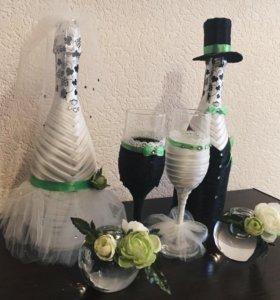 Свадебный набор 🥂