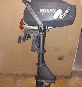 Лодочный мотор NISSAN MARINE 3.5