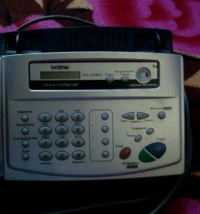 Телефон факс..Brother.. !!!!