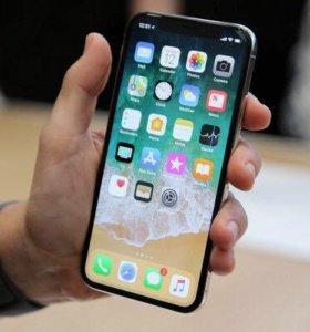 iPhone X (64,256)
