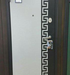 Дверь метал Волга