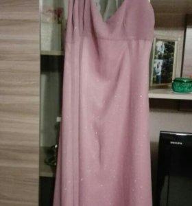 Нарядное вечернее платье. Б/у. Сестрорецк