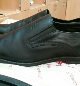 Хорошие мужские туфли натуральная кожа