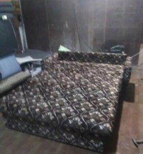 Диван выкатной кресло кровать