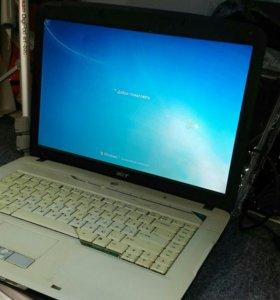Ноутбук Acer 2-х ядерный