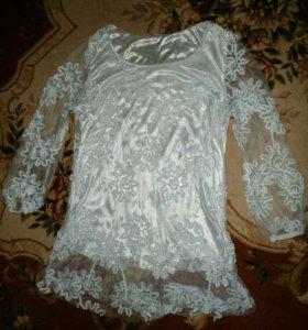 Блуза, юбки, платье.