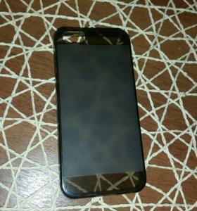 Чехол-бампер на iPhone s 5