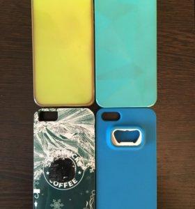 Чехол на iPhone 5-5s, SE
