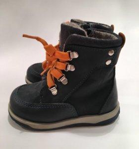 Детские ботинки зима 21