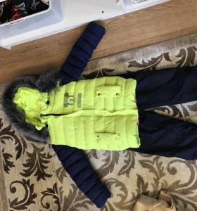 Зимний костюм 110 рост