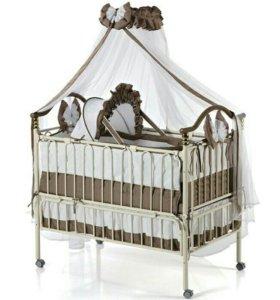 Многофункциональная детская кроватка-трансформер