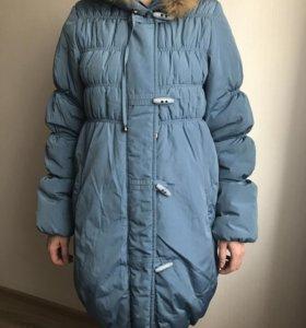 Тёплая куртка для беременных newform