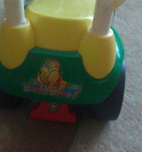 Машинка детская