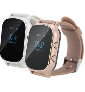 Часы с GPS трекером Smart Watch T58 (GW700)