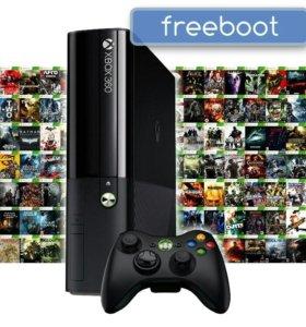 Закачка игр на Xbox 360 (freeboot)