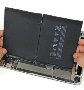 Аккумуляторы iPad новые!