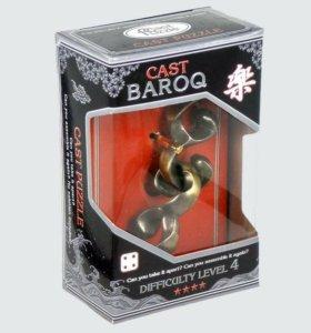 Baroq метал. головоломка/ Cast Puzzle Baroq