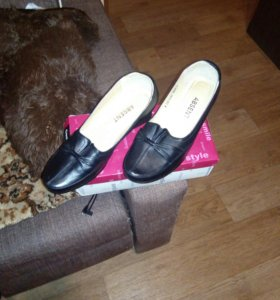 Туфли женские большой размер