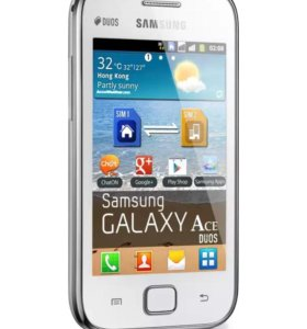 SamsungGalaxy Ace DUOS GT-S6802
